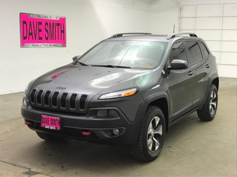 Certified Pre-Owned 2016 Jeep Trailhawk