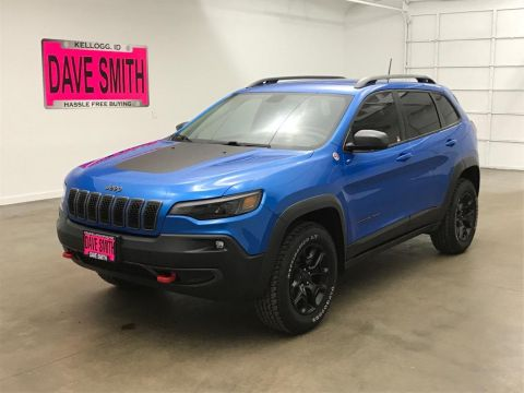 Pre-Owned 2019 Jeep Trailhawk