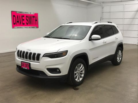 Pre-Owned 2019 Jeep Latitude 4x4
