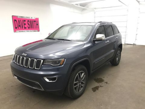Certified Pre-Owned 2019 Jeep Limited