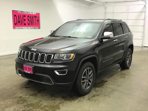 Pre-Owned 2018 Jeep Limited