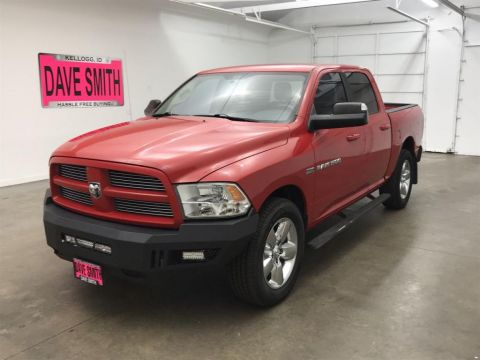 Pre-Owned 2012 Ram Sport Crew Cab Short Box