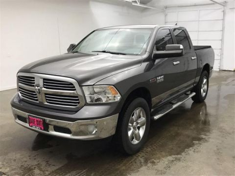 Pre-Owned 2015 Ram 1500 SLT Crew Cab Short Box 4WD 4WD Crew Cab 140.5