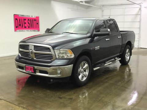Pre-Owned 2016 Ram Big Horn Crew Cab Short Box