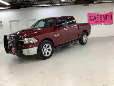 Pre-Owned 2015 Ram Big Horn