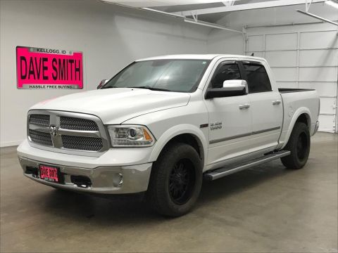 Pre-Owned 2015 Ram Laramie Limited