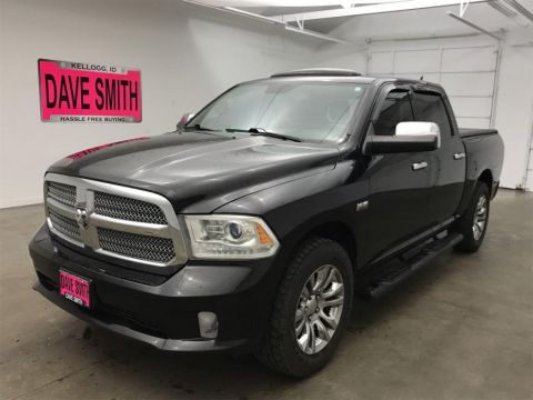 Pre-Owned 2014 Ram Limited Crew Cab Short Box