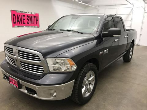Pre-Owned 2017 Ram Big Horn Crew Cab Short Box