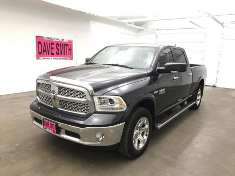 Certified Pre-Owned 2017 Ram Laramie Crew Cab Short Box