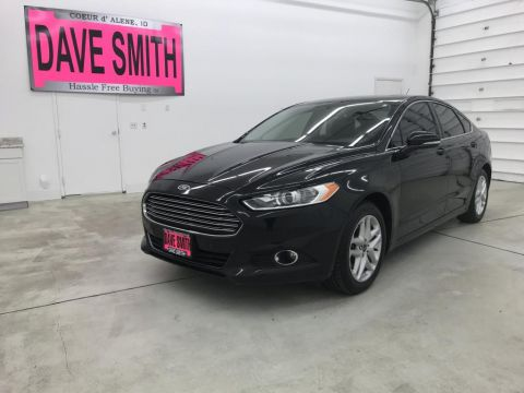 Pre-Owned 2014 Ford SE