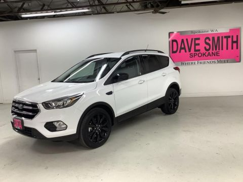 Pre-Owned 2019 Ford SE