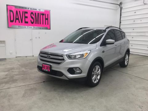 Pre-Owned 2018 Ford SE