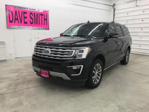 Pre-Owned 2018 Ford Limited