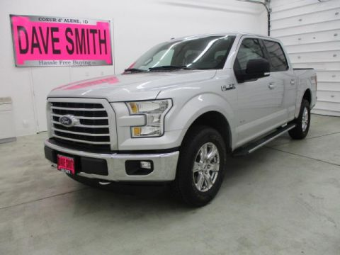 Pre-Owned 2015 Ford XLT