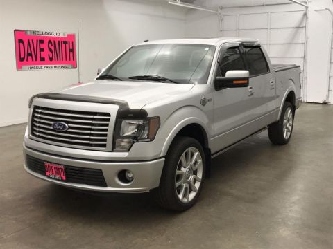 Pre-Owned 2011 Ford Crew Cab Short Box