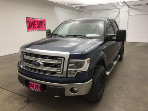 Pre-Owned 2014 Ford XLT Crew Cab Short Box