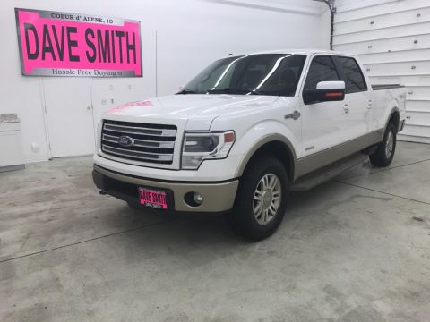 Pre-Owned 2014 Ford King Ranch