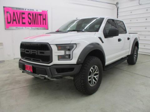 Pre-Owned 2018 Ford Raptor
