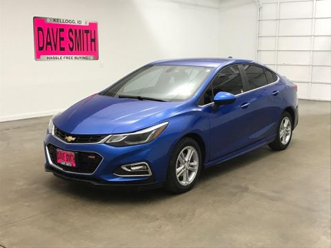 Certified Pre-Owned 2016 Chevrolet LT