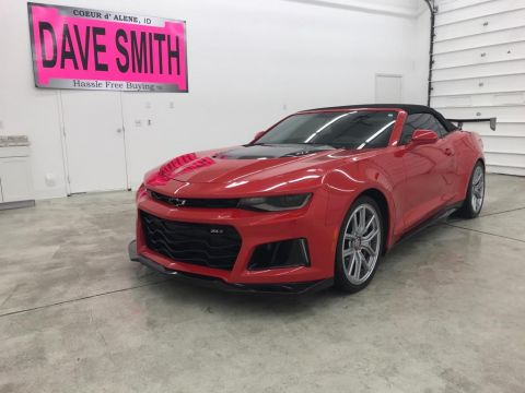 Pre-Owned 2018 Chevrolet ZL1