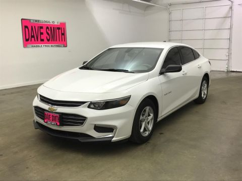 Certified Pre-Owned 2017 Chevrolet LS