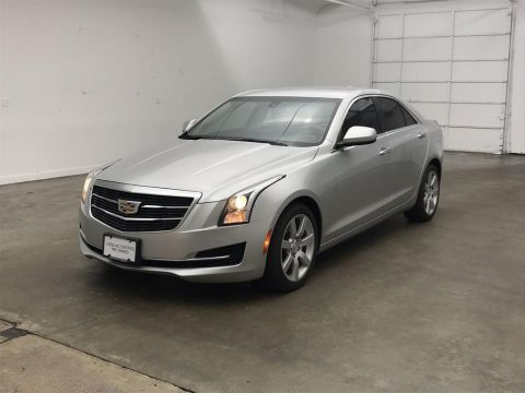 Pre-Owned 2016 Cadillac 2.5