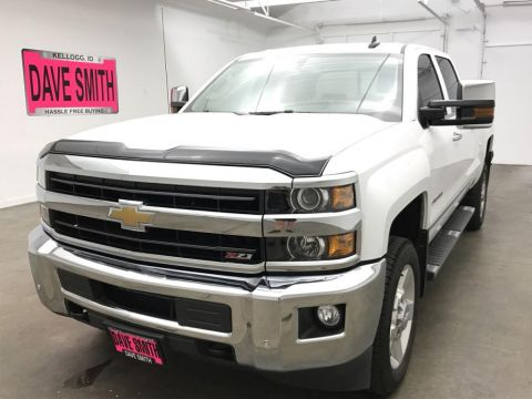 Certified Pre-Owned 2018 Chevrolet LTZ Crew Cab Short Box
