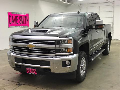 Certified Pre-Owned 2017 Chevrolet LTZ