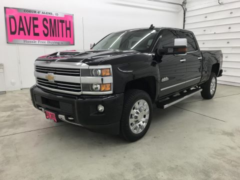 2017 Chevrolet Silverado 2500 High Country Crew Cab Short Box