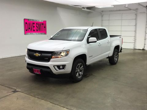 Pre-Owned 2018 Chevrolet 4WD Z71