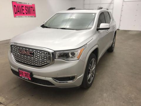 Certified Pre-Owned 2017 GMC Denali