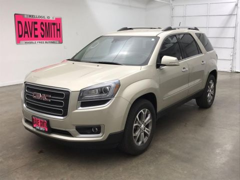 Pre-Owned 2016 GMC SLT