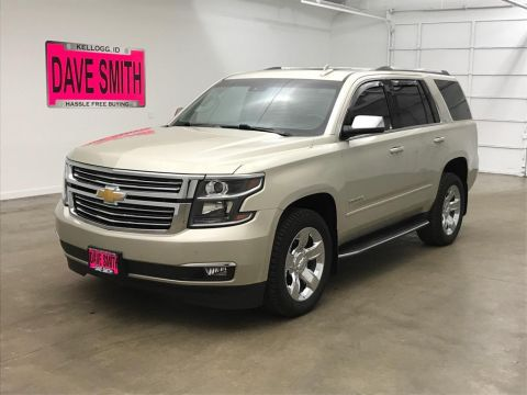 Certified Pre-Owned 2016 Chevrolet LTZ