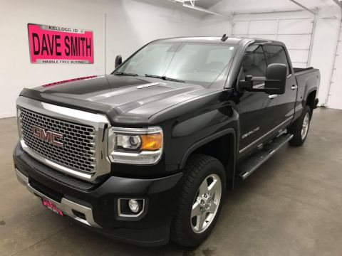 Pre-Owned 2015 GMC Denali Crew Cab Short Box