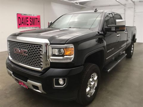 Pre-Owned 2016 GMC Denali Crew Cab Long Box