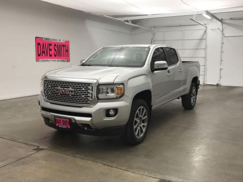 Certified Pre-Owned 2018 GMC Denali Crew Cab Short Box