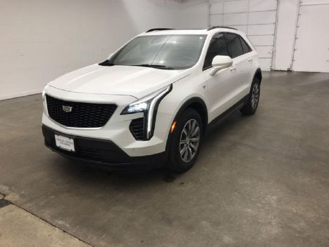 Pre-Owned 2019 Cadillac XT4 Sport FWD Sport Utility