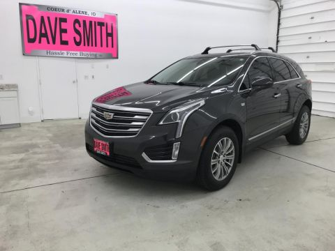 Pre-Owned 2017 Cadillac Luxury