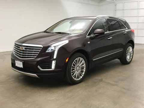 Certified Pre-Owned 2017 Cadillac Platinum