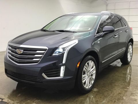 Certified Pre-Owned 2018 Cadillac Premium Luxury AWD