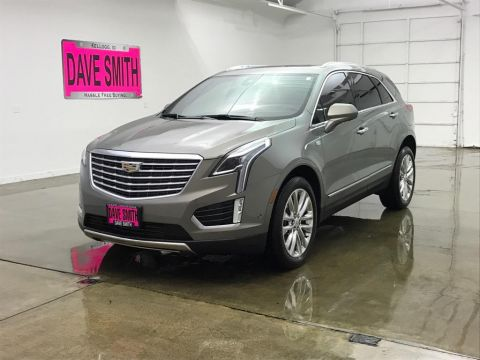 Pre-Owned 2018 Cadillac Platinum AWD