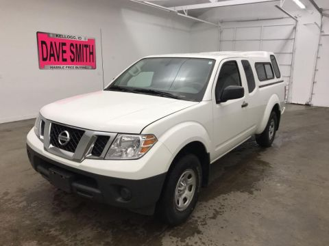 Pre-Owned 2018 Nissan Extended Cab Short Box