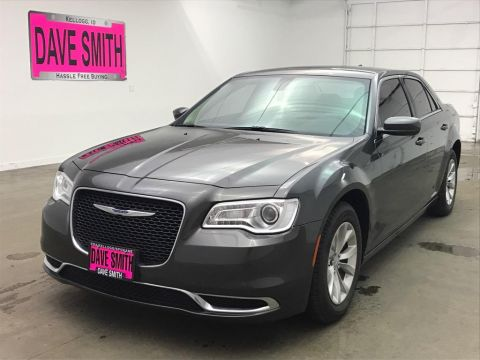 Certified Pre-Owned 2018 Chrysler Touring