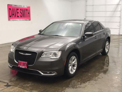 Certified Pre-Owned 2016 Chrysler Limited