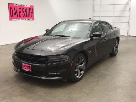 Certified Pre-Owned 2015 Dodge RT