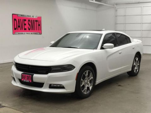 Certified Pre-Owned 2016 Dodge SXT