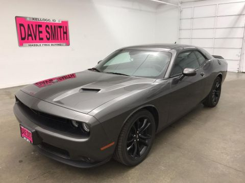 Certified Pre-Owned 2018 Dodge SXT