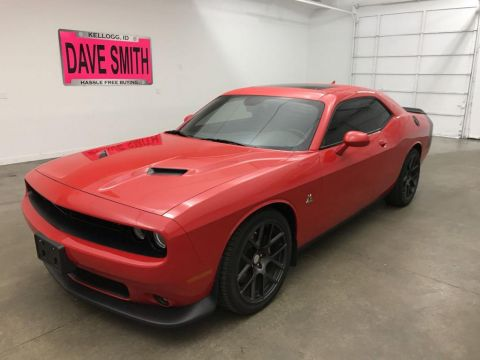 Pre-Owned 2016 Dodge R/T Scat Pack