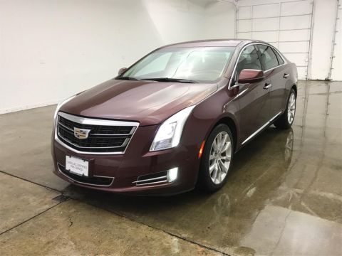 Certified Pre-Owned 2017 Cadillac Luxury