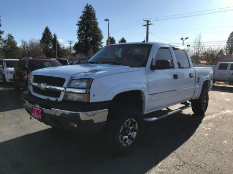 Pre-Owned 2005 Chevrolet Z71 Crew Cab Short Box